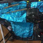 نصب سیستم کامل پایونیر روی لندکروز