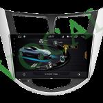پخش تصویری winca مدل Accent Full Touch