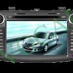 پخش تصویری winca  مدل Mazda 3 New