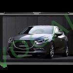 پخش تصویری winca مدل Mazda 3 Old Full Touch