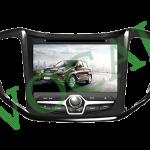 پخش تصویری winca مدل Tiggo 5